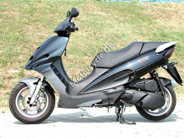 Malaguti Phantom Max 125 2007 12415