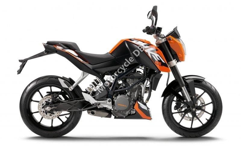 KTM 125 Duke 2015 28821