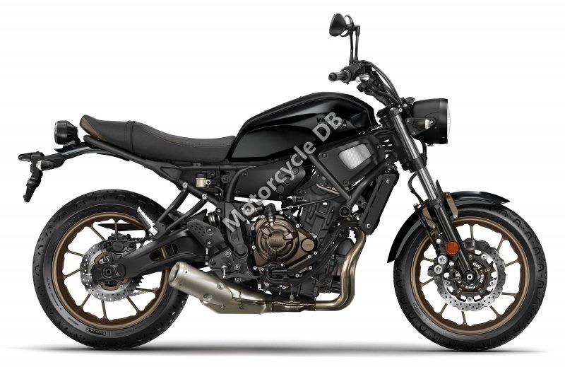 Yamaha XSR700 2017 26295