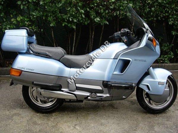 Honda ST 1100 Pan-European CBS-ABS 1996 19425