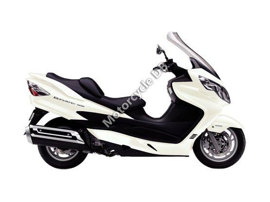 Suzuki Burgman 400 ABS 2011 4946