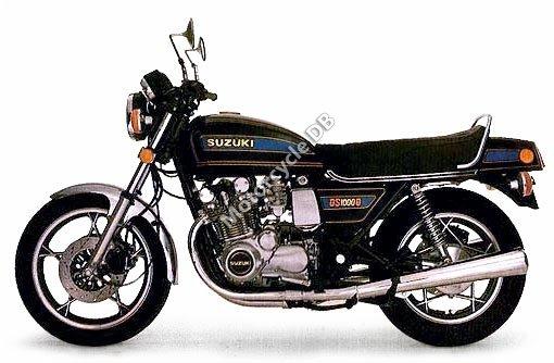 Suzuki GS 1000 G 1980 6572