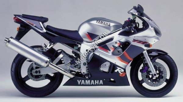 Yamaha YZF 600 R 1999 11644