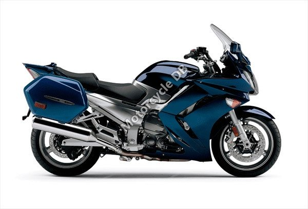 Yamaha FJR 1300 AS 2006 12134