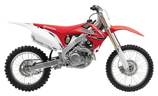 Honda CRF450R 2009 3496