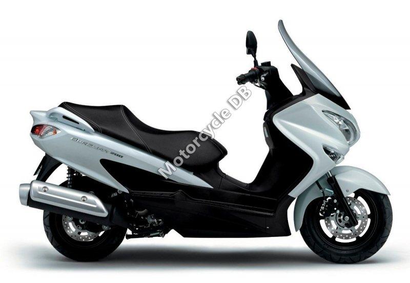 Suzuki Burgman 200 2009 28312