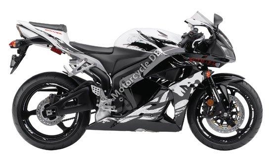 Honda CBR600RR 2010 4207