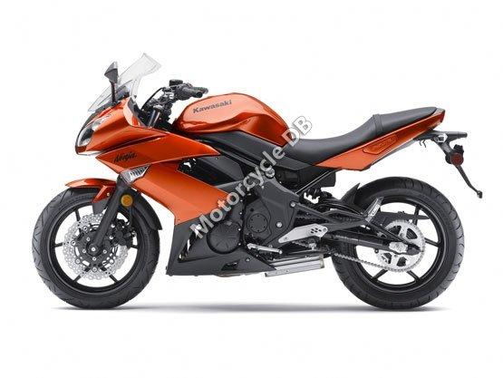 Kawasaki Ninja 650R 2011 4844