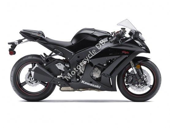 Kawasaki Ninja ZX -10R ABS 2011 4823