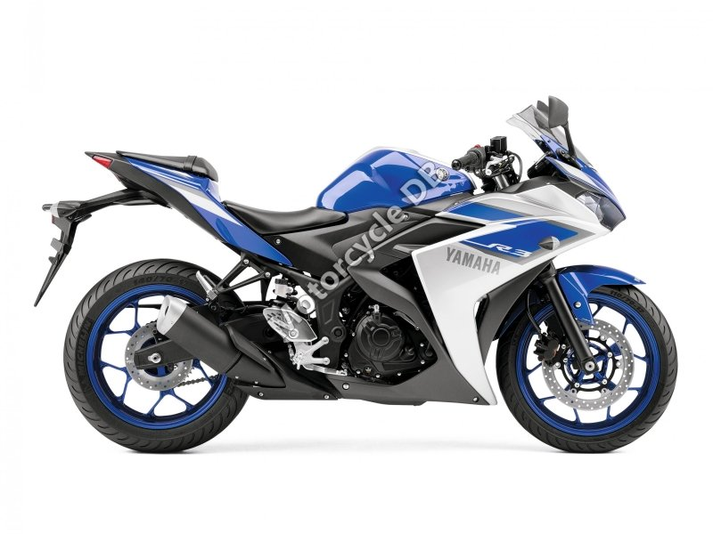 Yamaha YZF-R3 2015 25591