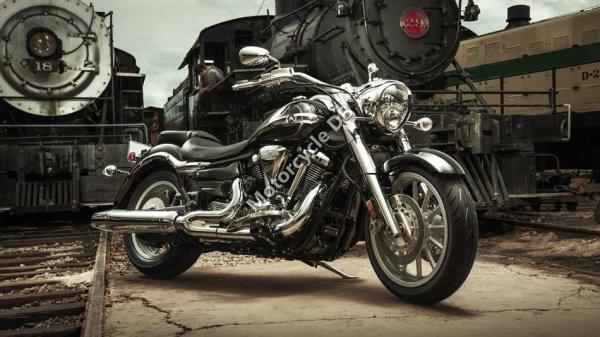 Yamaha XVS950A Midnight Star 2014 23769