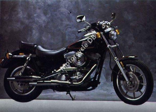 Harley-Davidson FXRS 1340 Low Rider Custom 1986 13034