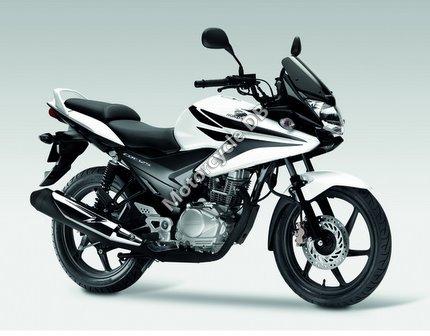 Honda CBF125 2010 10262