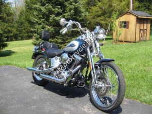 Harley-Davidson FXSTS Springer Softail 2002 13698