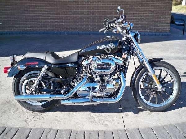 Harley-Davidson XL 1200L Sportster 1200 Low 2010 10259