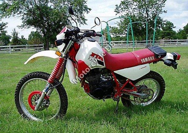 Yamaha XT 350 1986 18779