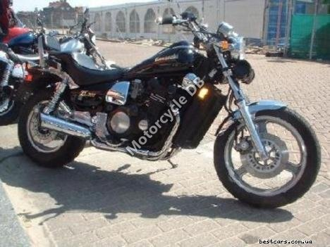 Kawasaki KMX 200 (reduced effect) 1989 11545