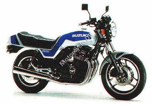 Suzuki GSX 1100 E 1983 11317