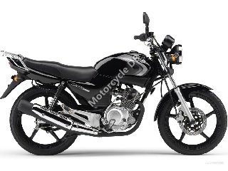 Yamaha YBR 125 2007 12578