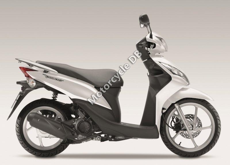 Honda Vision 110 2012 30842