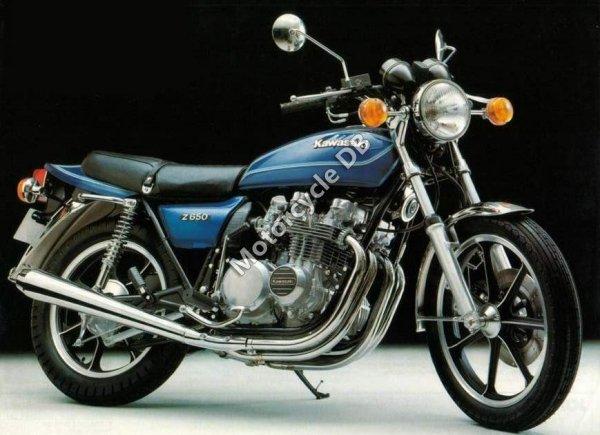 Kawasaki Z 650 SR D-4 1982 19080
