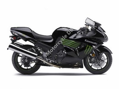 Kawasaki KLX 140L Monster Energy 2010 16020