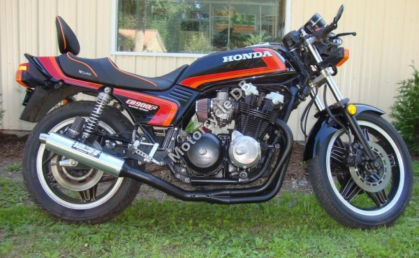 Honda CB 650 (reduced effect) 1982 17167