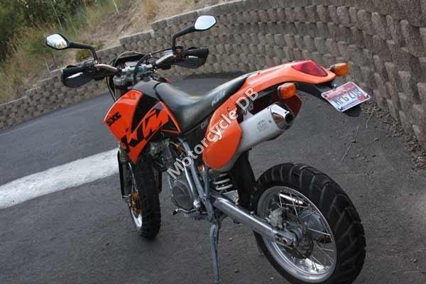 KTM 625 SXC 2003 8830