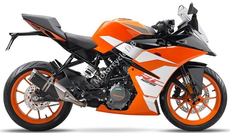 KTM RC 125 2015 28757