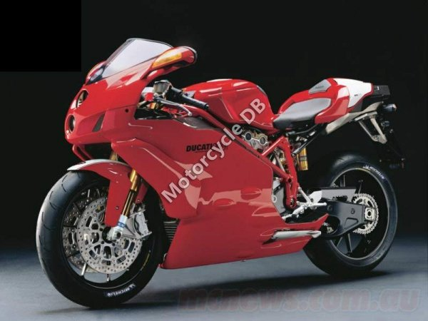 Ducati 999 R - 2005 Specifications, Pictures & Reviews