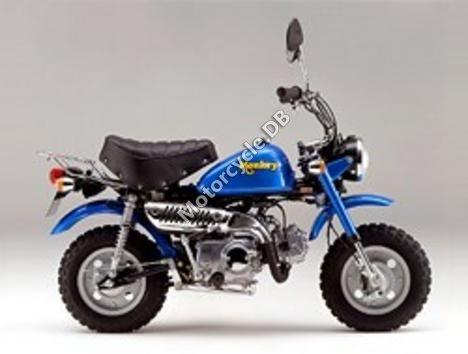 Honda Monkey 50 2002 13819