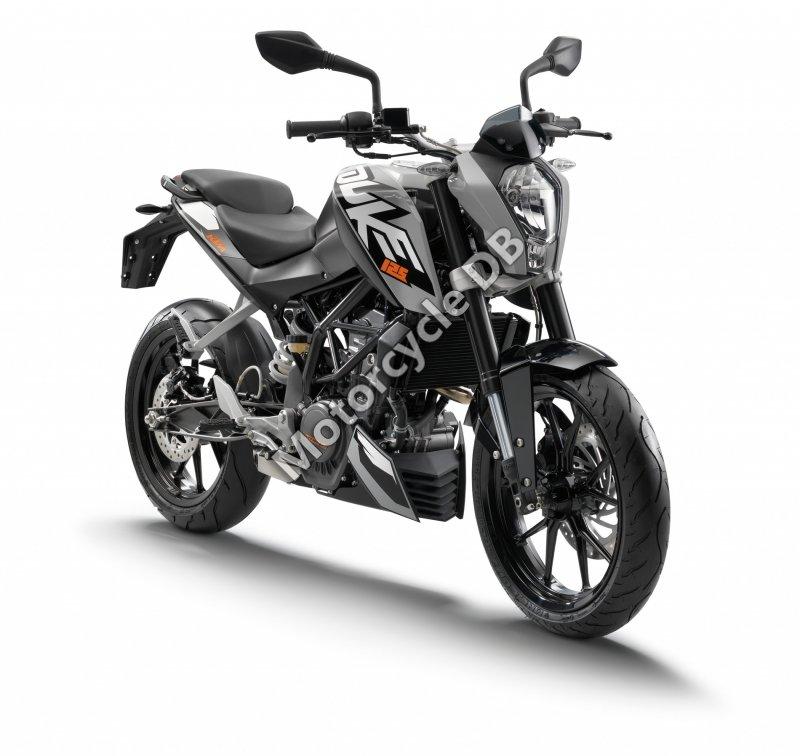 KTM 125 Duke 2015 28820