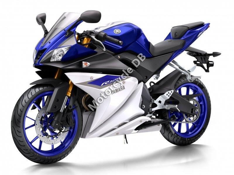 Yamaha YZF-R125 2015 25575