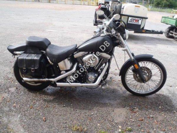 Harley-Davidson FXST 1340 Softail 1988 7238