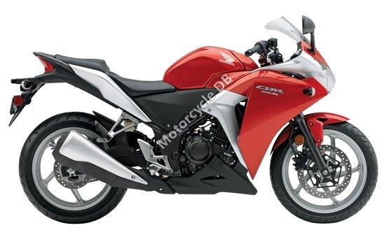 Honda CBR250R 2011 6210