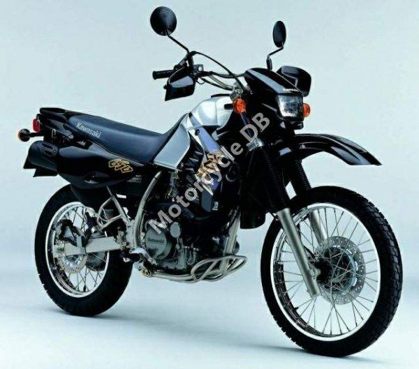 Kawasaki KLR 650 2004 1666