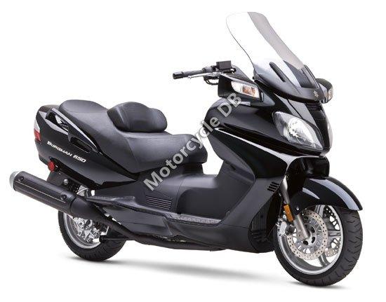 Suzuki Burgman 650 2009 3710