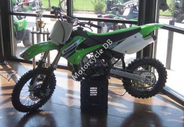 Kawasaki KX 85 Motocross 2011 14379