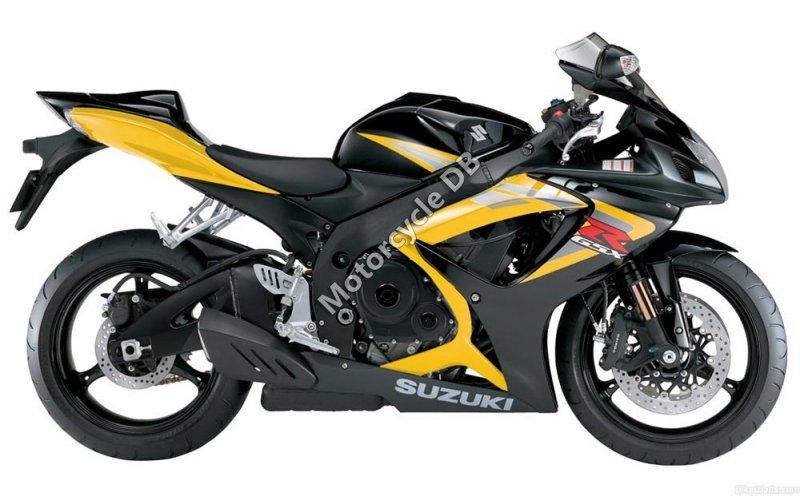 Suzuki GSX-R 750 2007 27720