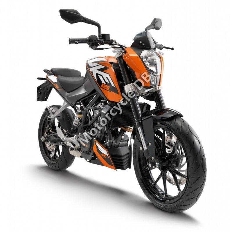 KTM 125 Duke 2015 28824