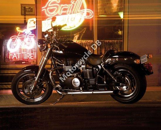 Triumph Speedmaster 2009 3720