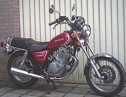 Suzuki GN 250 1994 8318