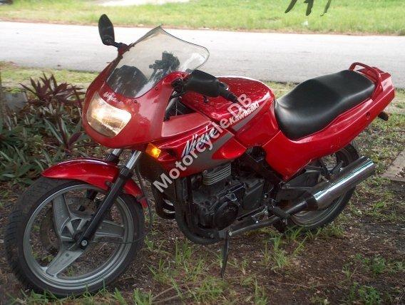 Kawasaki EN 500 1995 8899