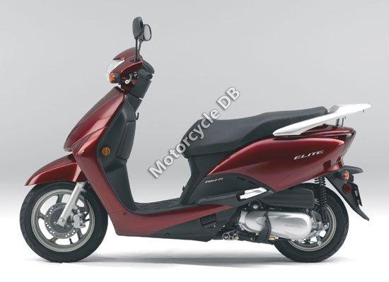 Honda Elite 2010 4210