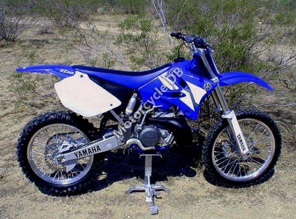 Yamaha YZ 250 2002 16508