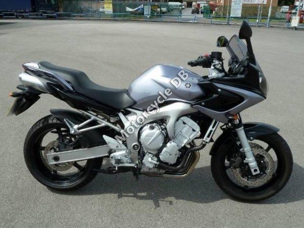 Yamaha FZ6 Fazer ABS 2006 10793