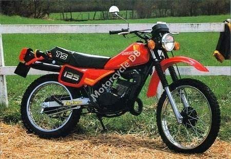 Suzuki TS 125 ER 1980 10529