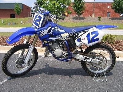 Yamaha YZ 125 2004 14406