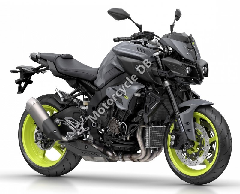 Yamaha MT-10 2016 26087 Thumb