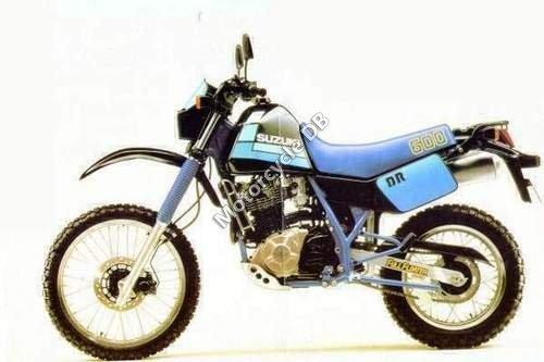 Suzuki DR 600 S 1986 11915